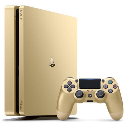 Playstation 4 Slim 1TB - R1 - CUH 2015B - Gold